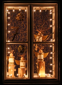 Adventfenster Russbach