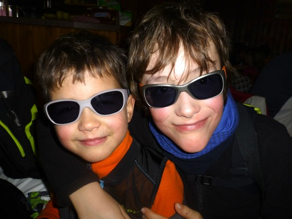 zwei coole Typen :-)