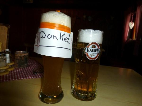 da passt das Bier!