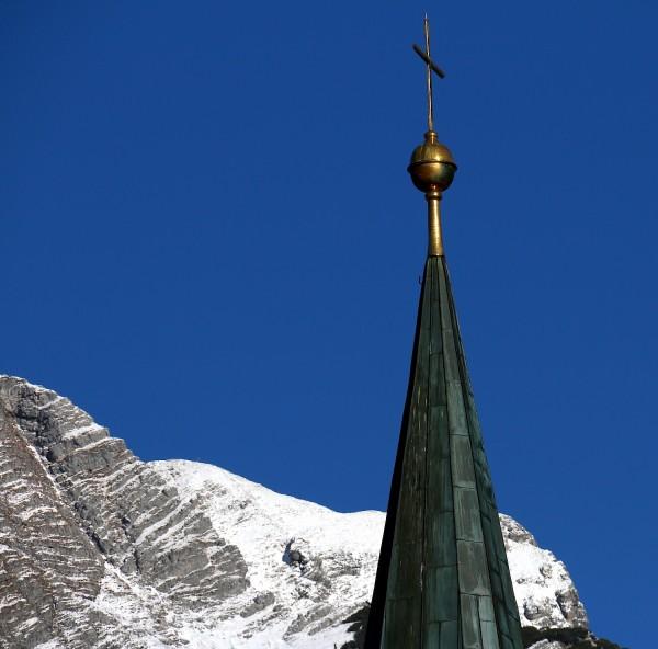 Blauer Himmel Sonnenschein Russbach lädt zum Wandern ein :-)