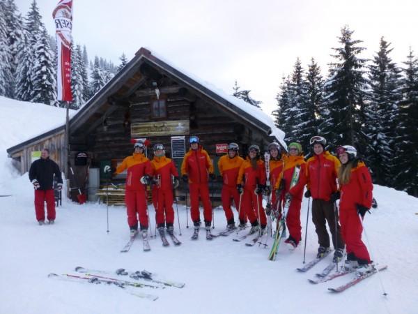 Hornhütte Dachstein West