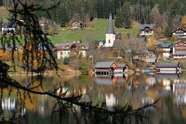 Salzkammergut - Altausseer See