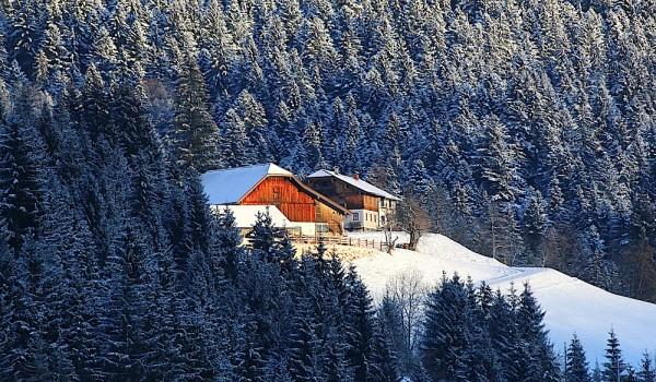 Schnee - Dachstein West