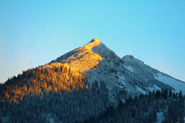 Dachstein-West - Morgenstimmung