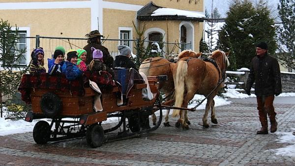 Adventmarkt Russbach