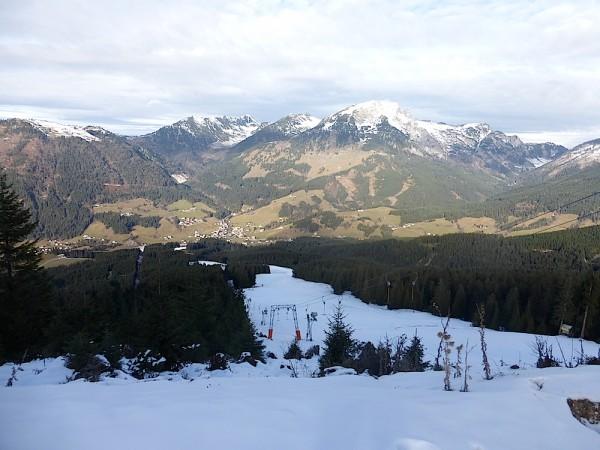 Skibetrieb Dachstein West
