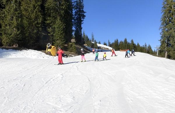 Russbach Skischule Wetter