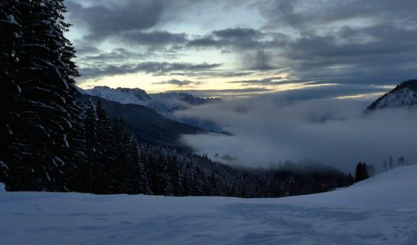 Hornhütte Russbach Dachstein