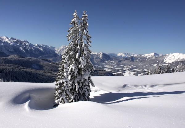 Dachstein West Neuschnee