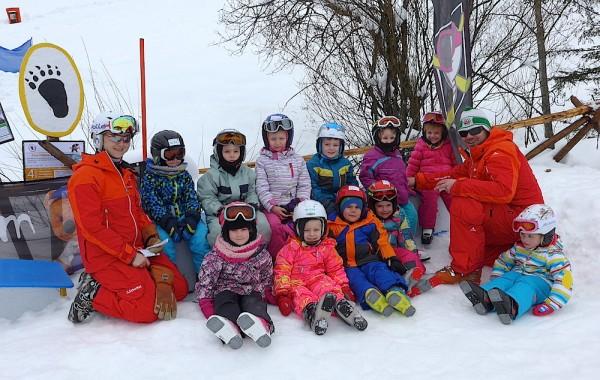 Skifahren lernen in Russbach