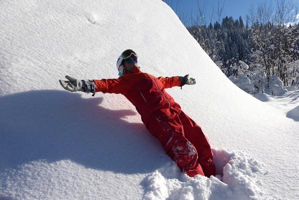 Skilehrer Russbach