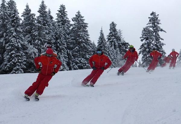 Skilehrer Dachstein West Russbach