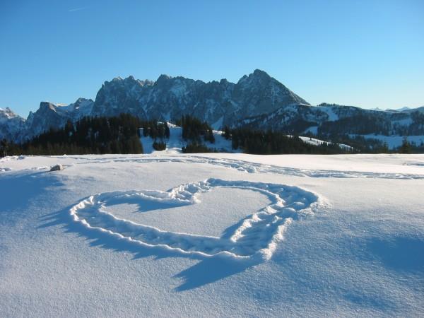 Valentinstag - Russbach - Dachstein West