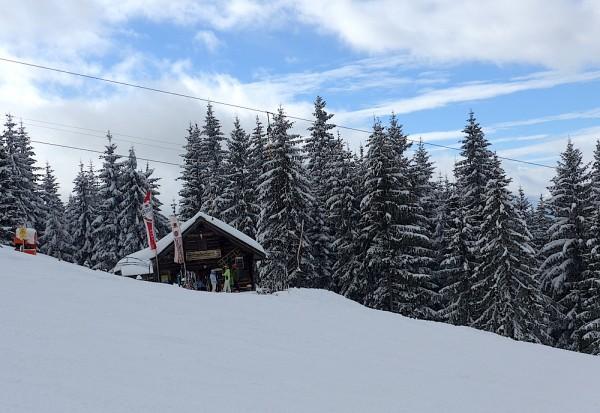 Hornhütte Russbach