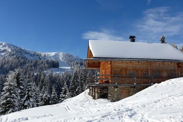 Hütten Dachstein West