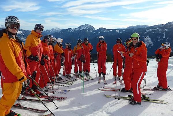 Skilehrer Dachstein West