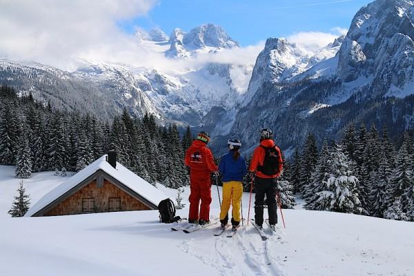 Dachstein West - Neuschnee