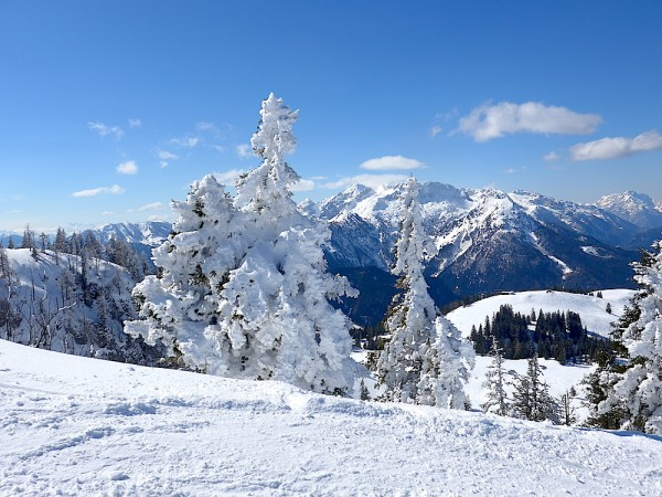 Winter Dachstein West