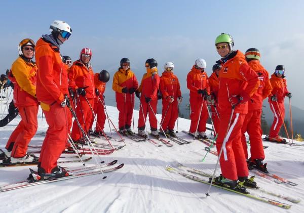 Skilehrer Skischule Russbach