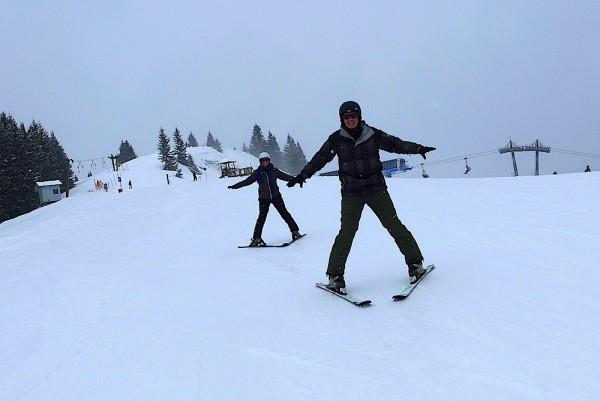 Karwoche Skifahren Russbach