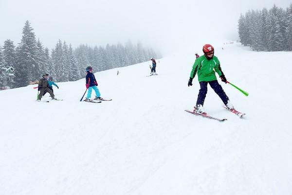 Skikurs mit der VS Russbach