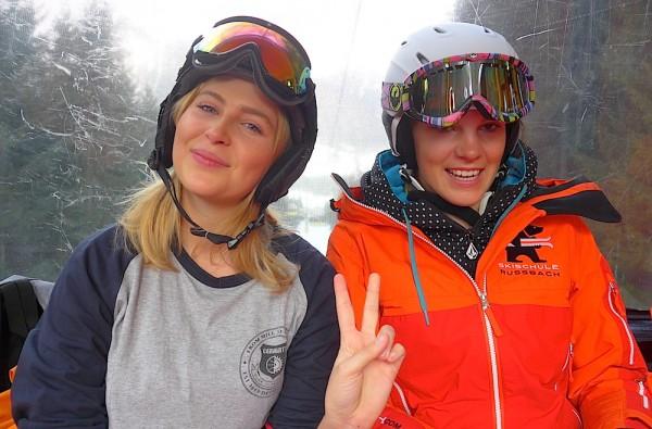 Skilehrertraining Russbach