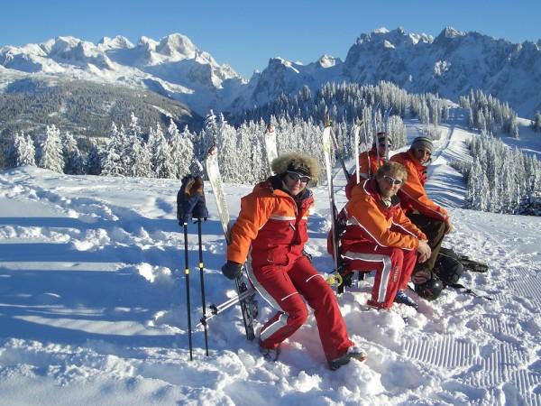 Skischule 50 Jahre