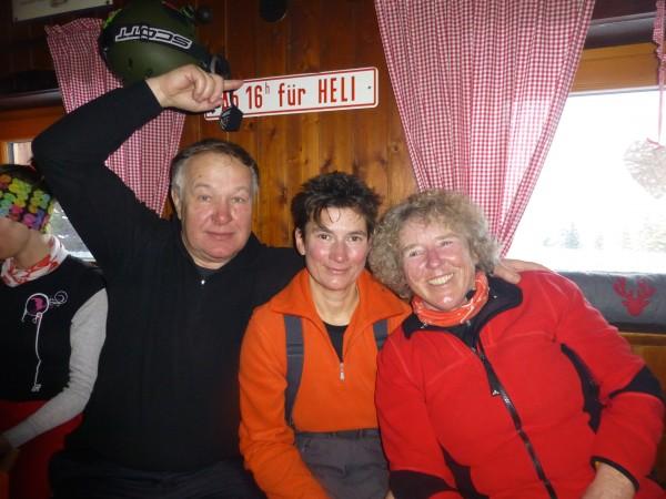 Hornhütte