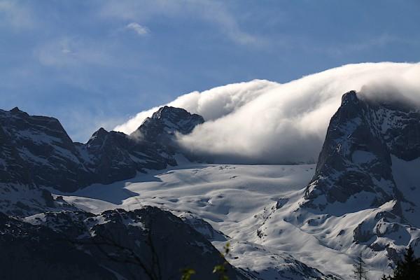 Wetter Dachstein West