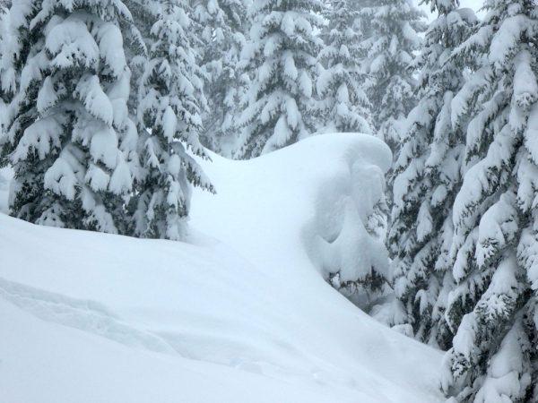Schneelage